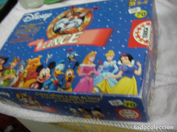 Juego Disney Lince Comprar Juegos De Mesa Antiguos En