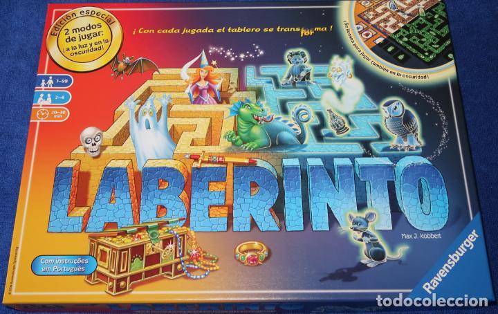 Laberinto Ravensburger Con Cada Jugada El T Comprar Juegos De