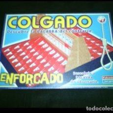 Juegos de mesa: EL COLGADO DE FALOMIR JUEGOS. Lote 131604569