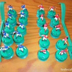 Juegos de mesa: 2 EQUIPOS COMPLETOS PRO ACTION FOOTBALL . JUEGO DE MESA -. Lote 131704978