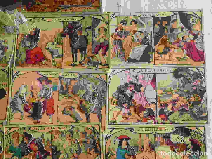 Juegos de mesa: M69 Juego de lotería Contes de Fees. Contiene 12 cartones ilustrados y móviles de cuentos infantiles - Foto 3 - 131749382