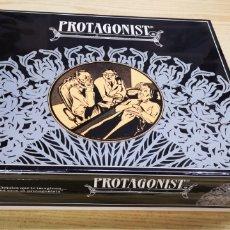 Juegos de mesa: PROTAGONIST JUEGO CON PRECINTO ORIGINAL. Lote 131847646