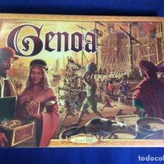 Juegos de mesa: JUEGO DE MESA GENOA DE FILOSOFIA GAMES - PRECINTADO. Lote 131869814