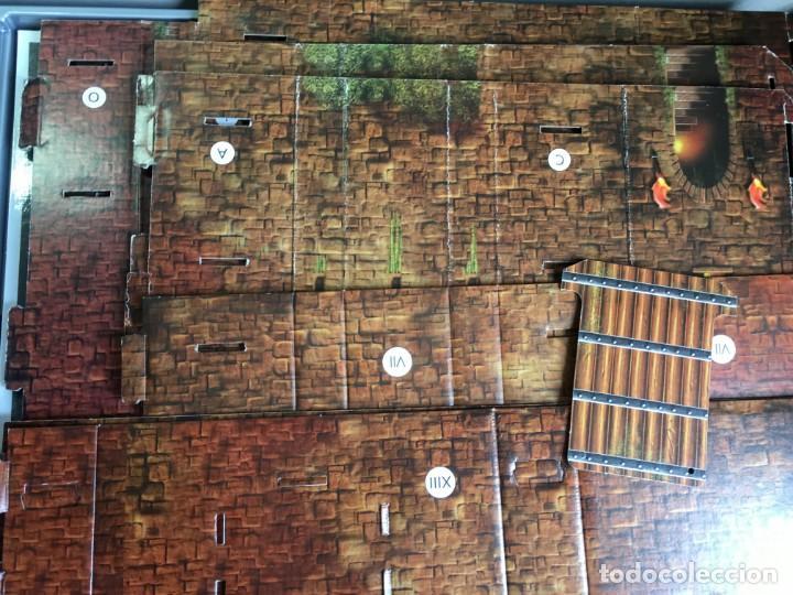 Juegos de mesa: JUEGO DE MESA LA EDAD MEDIA AVENTURA EN EL TIEMPO DE CLEMENTONI - Foto 3 - 131870594