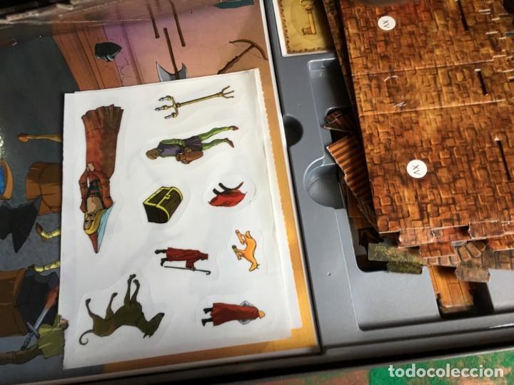 Juegos de mesa: JUEGO DE MESA LA EDAD MEDIA AVENTURA EN EL TIEMPO DE CLEMENTONI - Foto 4 - 131870594