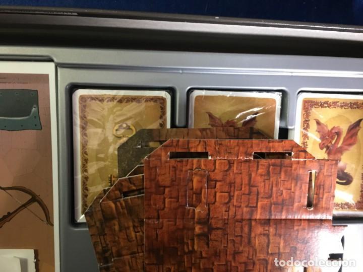 Juegos de mesa: JUEGO DE MESA LA EDAD MEDIA AVENTURA EN EL TIEMPO DE CLEMENTONI - Foto 5 - 131870594