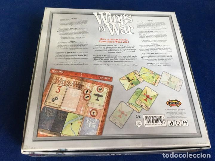 Juegos de mesa: JUEGO DE MESA WINGS OF WAR DE NEXUS - Foto 2 - 131870782