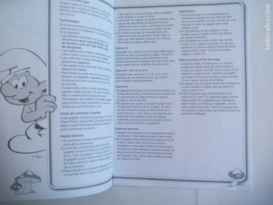 Manual De Instrucciones Reglas De Juego Del Pa Comprar Juegos De