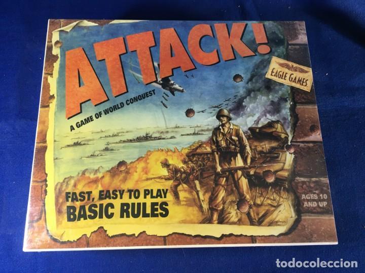 JUEGO DE MESA ATTACK! DE EAGLE GAMES (Juguetes - Juegos - Juegos de Mesa)