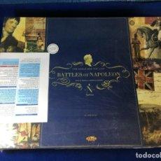 Juegos de mesa: JUEGO DE MESA BATLLES OF NAPOLEON DE FANTASY FLIGHT GAMES. Lote 131932814