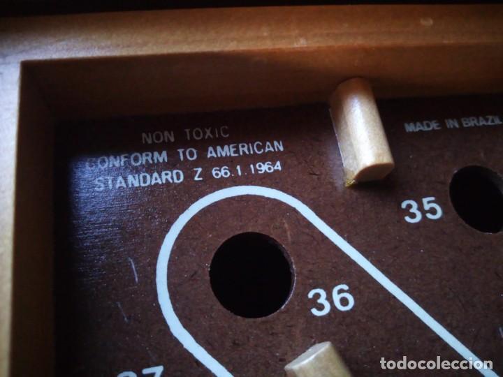Juegos de mesa: laberinto de madera ,estrella labyrinth juego made in brazil 1964,en caja original. - Foto 7 - 132112922