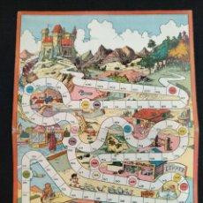 Juegos de mesa: JUEGO EN TABLERO DE CARTO, JUEGOS GEYPER ILUSTRACIONES KARPA. Lote 132161994
