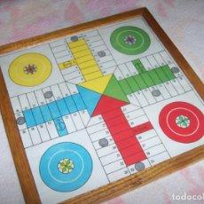 Juegos de mesa: TABLERO CLASICO PARCHIS VINTAGE. Lote 132386150