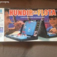 Juegos de mesa: HUNDIR LA FLOTA MB. Lote 132504959