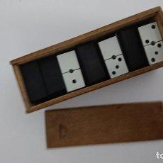 Juegos de mesa: DOMINO MINI.. ANTIGUO. Lote 132523570