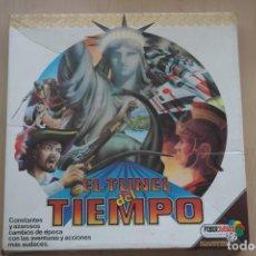 Juegos de mesa: JUEGO EL TUNEL DEL TIEMPO. FEBER. AÑOS 80. INCOMPLETO. Lote 132719070