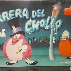 Juegos de mesa: LA CARRERA DEL CHOLLO UN DOS TRES DALMAU. Lote 132765410