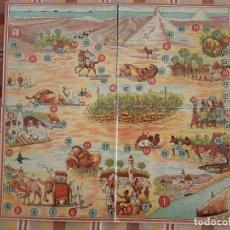 Juegos de mesa: TABLERO DE MESA JUEGO DEL DESIERTO. Lote 132768822