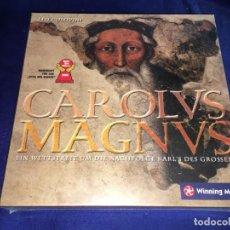 Juegos de mesa: JUEGO DE MESA CARLO MAGNO CAROLUS MAGNUS DE WINNING MOVES. Lote 132782834