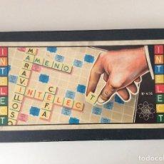 Juegos de mesa: ANTIGUO JUEGO INTELEC DE CEFA PROBABLEMENTE EL PRIMERO. Lote 132798450