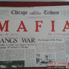 Juegos de mesa: JUEGO MAFIA DE NAC. Lote 132820054
