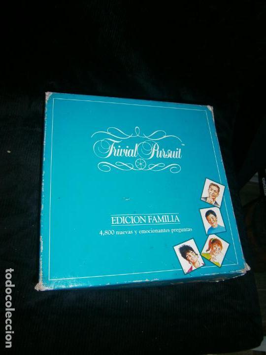 Trivial Juvenil Edición Familia Comprar Juegos De Mesa Antiguos En