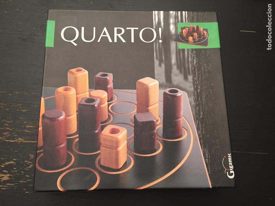 Juego De Mesa Inteligencia Quarto Comprar Juegos De Mesa Antiguos