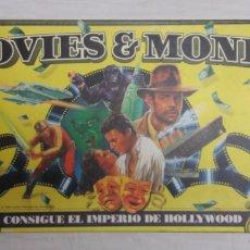 Juegos de mesa: JUEGO DE MESA MOVIES MONEY, MARCA JUMBO. Lote 133188394