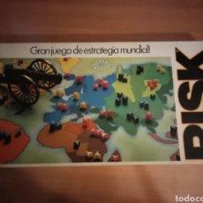 Juegos de mesa: 'RISK' (JUEGO DE MESA, EDICIÓN AÑOS 80). Lote 133235335