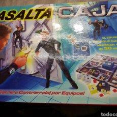 Juegos de mesa: JUEGO ANTIGUO ASALTA LA CAJA DE MATTEO AÑO 2003. Lote 133337886