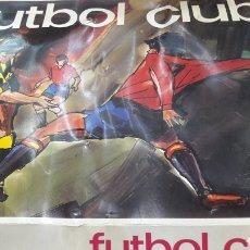 Juegos de mesa: FÚTBOL CLUB PERMA REEXA. Lote 133371613
