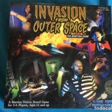 Juegos de mesa: JUEGO DE MESA INVASION FROM OUTER SPACE - INVASION EXTRATERRESTRE. Lote 133378514
