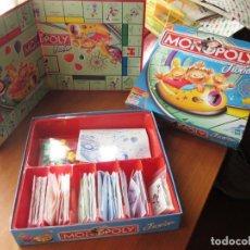 Juegos de mesa: MONOPOLY JUNIOR DE PARKER. AÑO 2001. Lote 133398722