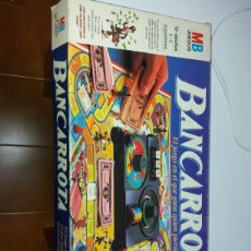Juegos de mesa: JUEGO BANCARROTA MB. Lote 133480673