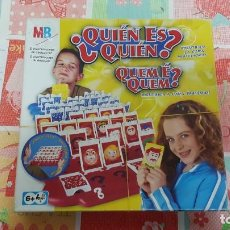 Juegos de mesa: JUEGO DE MESA QUIEN ES QUIEN. Lote 133486022