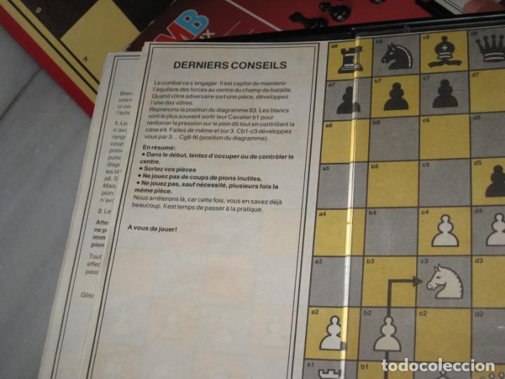 Juegos de mesa: Aprende a jugar al ajedrez en 3 horas.Idioma frances - Foto 2 - 133515022