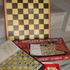Juegos de mesa: APRENDE A JUGAR AL AJEDREZ EN 3 HORAS.IDIOMA FRANCES. Lote 133515022
