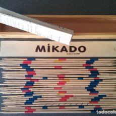 Juegos de mesa: MIKADO . Lote 133568154