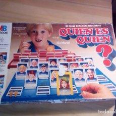Jeux de table: JUEGO DE MESA QUIEN ES QUIEN DE MB JUEGOS. Lote 221335097