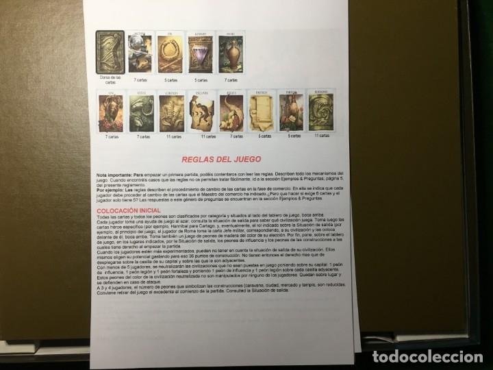 Juegos de mesa: JUEGO DE MESA MARE NOSTRUM - PRECINTADO - Foto 3 - 132784970