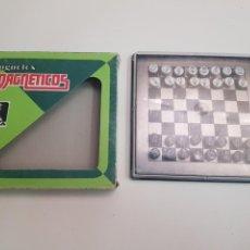 Juegos de mesa: JUEGOS MAGNETICOS RIMA - JUEGO AJEDREZ - CAR107. Lote 133729722