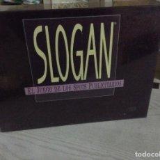 Juegos de mesa: SLOGAN ,DISET. Lote 133840310