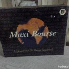 Juegos de mesa: MAXI BOURSE,DISET. Lote 133840906