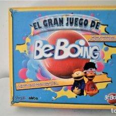 Juegos de mesa: EL GRAN JUEGO BE BOING. Lote 134102546