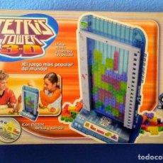 Juegos de mesa: TETRIS TOWER 3D FAMOSA. Lote 134130114