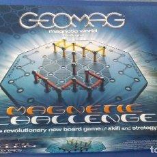 Juegos de mesa: GEOMAG MAGNÉTICO . Lote 134130362