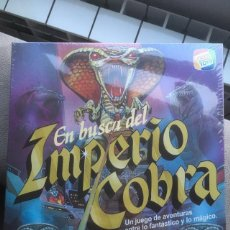 Juegos de mesa: EN BUSCA DEL IMPERIO COBRA CEFA JUEGO DE MESA NUEVO PRECINTADO. Lote 205868486