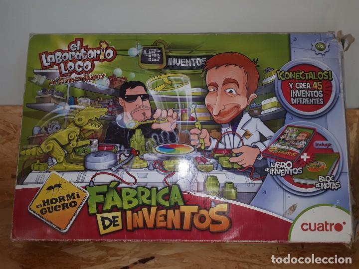 Juegos de mesa: FÁBRICA DE INVENTOS - Foto 4 - 134226578