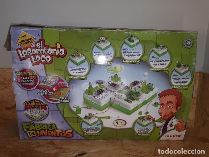 Juegos de mesa: FÁBRICA DE INVENTOS - Foto 5 - 134226578