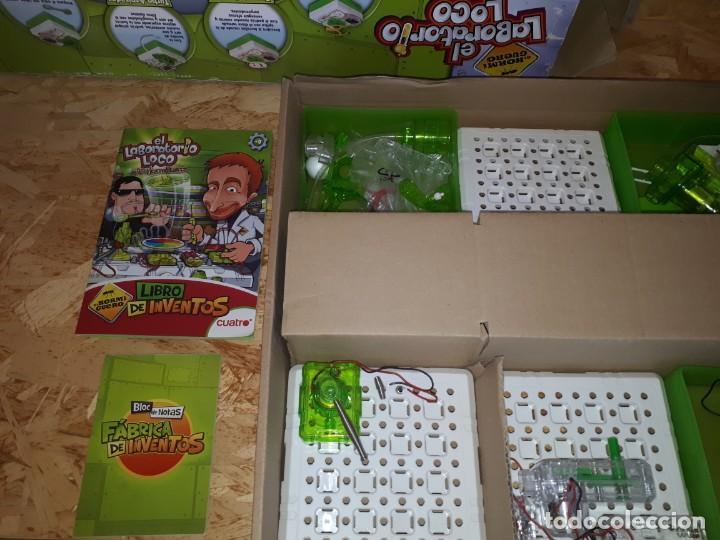 Juegos de mesa: FÁBRICA DE INVENTOS - Foto 8 - 134226578